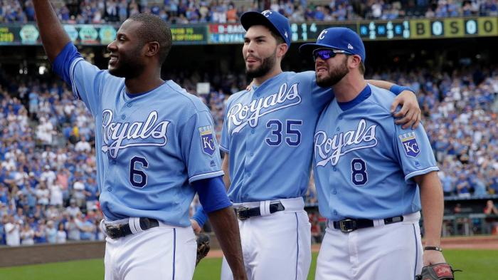 royals core four